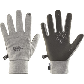 """The North Face Etip Gloves Tnf Medium Grey"""